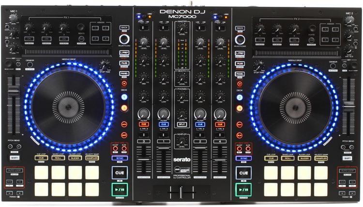 Denon DJ MC7000 image 1