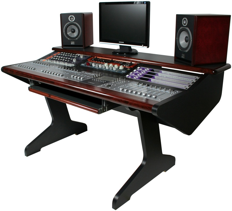 Malone Design Works MC Desk - Mahogany image 1