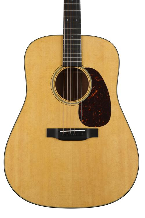 Martin D-18 - Solid Sitka Spruce Top image 1
