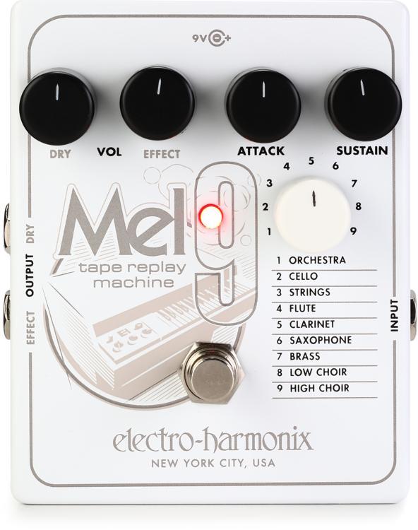 Electro-Harmonix MEL9 Tape Replay Machine Pedal image 1
