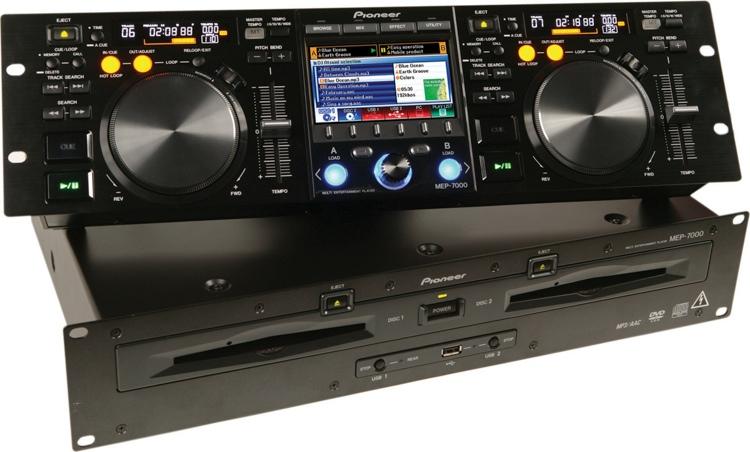 Pioneer DJ MEP-7000 image 1