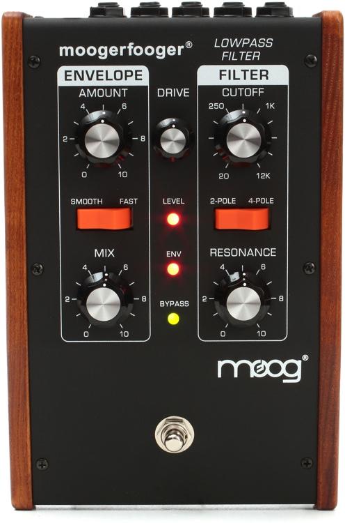 Moog Moogerfooger MF-101 Lowpass Filter Pedal image 1