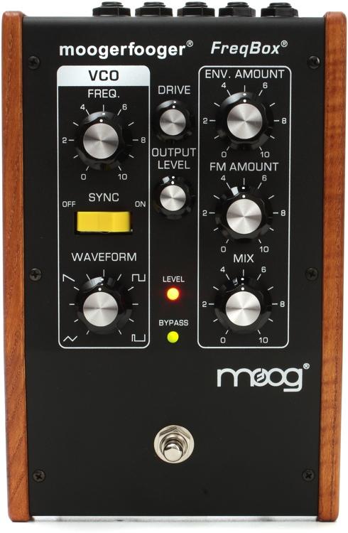 Moog Moogerfooger MF-107 FreqBox - Black image 1