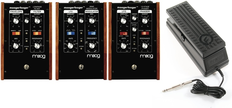 Moog Moogerfooger All-In-One Pack