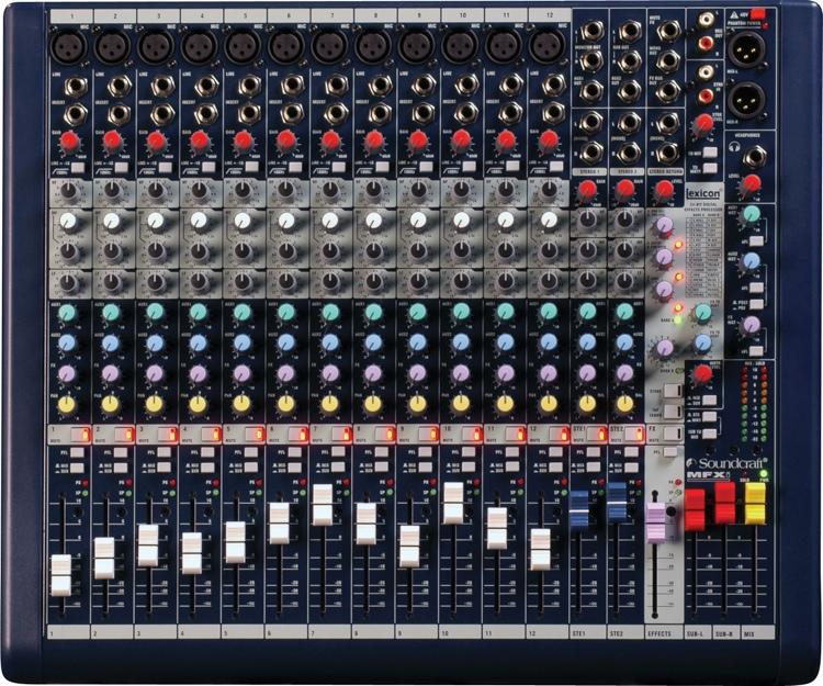 Soundcraft MFXi 12 image 1