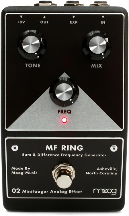 Moog Minifooger Ring Modulator Pedal image 1
