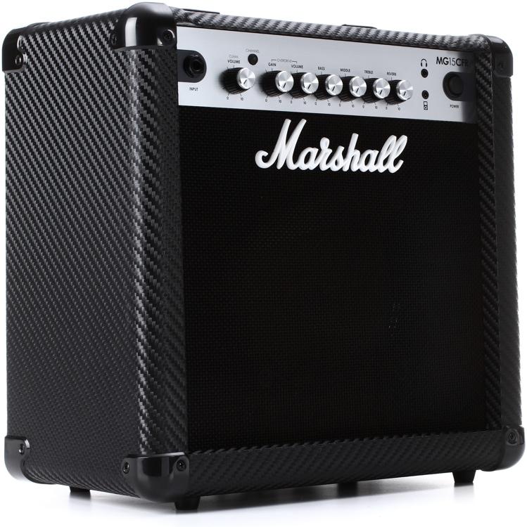Marshall MG15CFR 15-watt 1x8