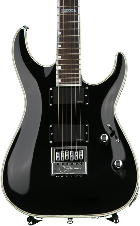 ESP LTD MH-1000 Evertune - Black image 1