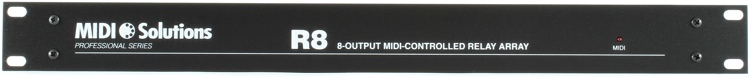 MIDI Solutions R8 image 1