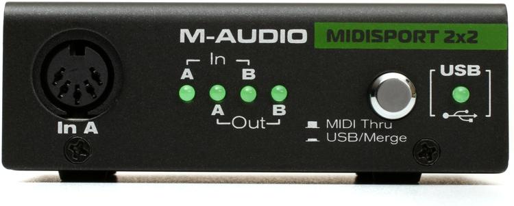 M-Audio MIDISport 2x2 Anniversary Edition image 1