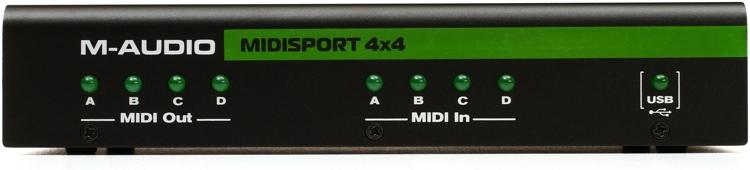 M-Audio MIDISPORT 4x4 Anniversary Edition image 1