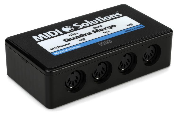 MIDI Solutions Quadra Merge image 1