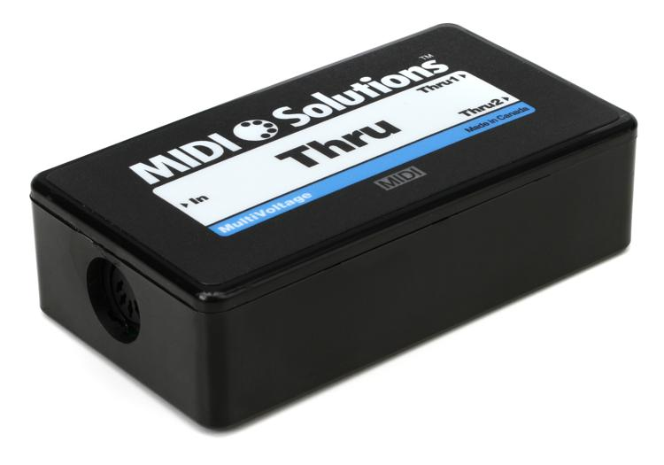 MIDI Solutions Thru image 1