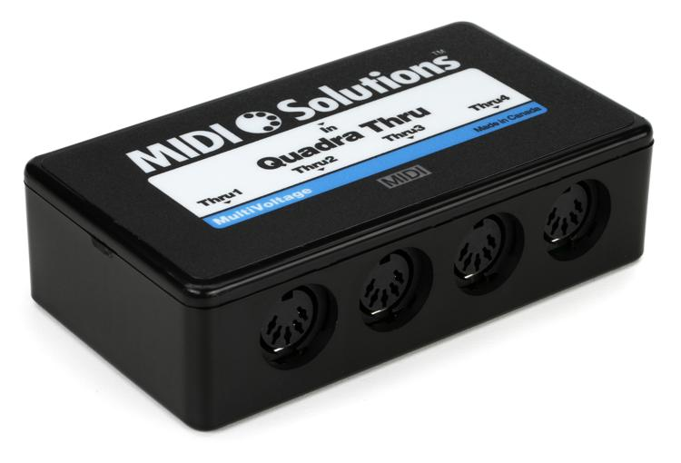 MIDI Solutions Quadra Thru image 1