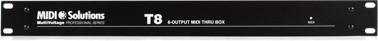 MIDI Solutions T8 image 1