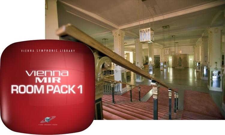 Vienna Symphonic Library MIR RoomPack 1 - Vienna Konzerthaus image 1