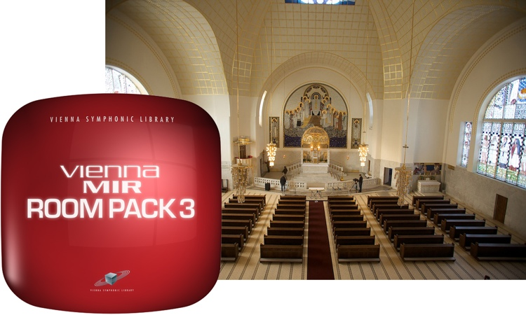 Vienna Symphonic Library MIR RoomPack 3 - Mystic Spaces image 1