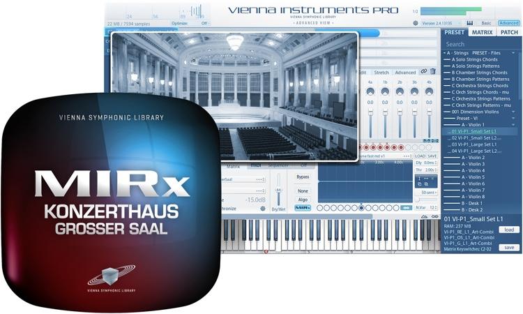 Vienna Symphonic Library MIRx Konzerthaus Grosser Saal image 1