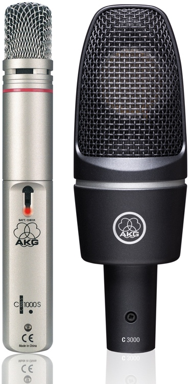AKG C1000S / C3000 Project Pack image 1