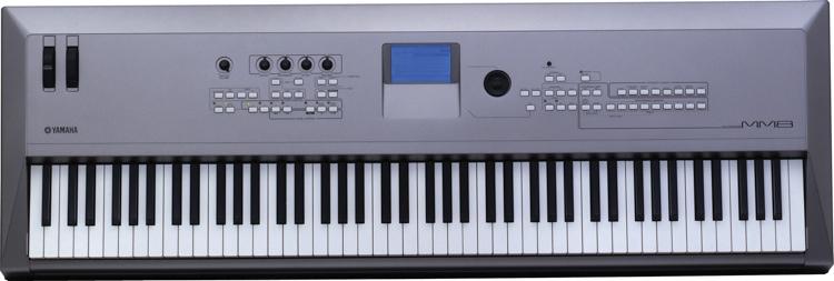 Yamaha MM8 88-Key Synthesizer image 1