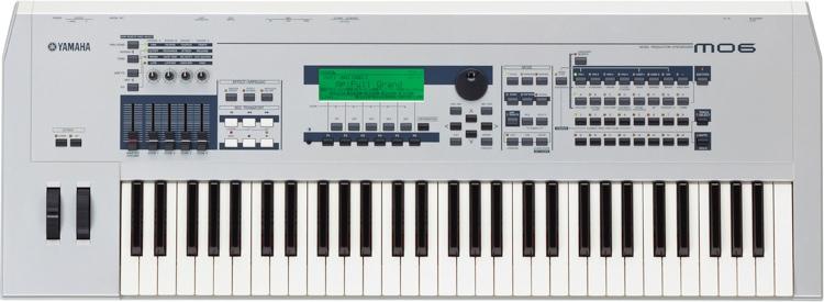 Yamaha MO6 image 1