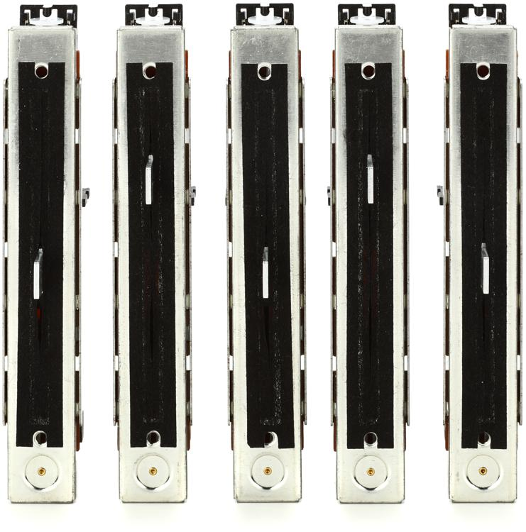 Behringer MF60T Motorized Faders - Set of 5 for Motor Controllers image 1
