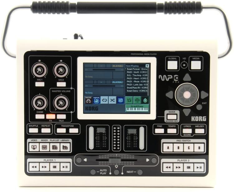 Korg MP-10 Pro image 1
