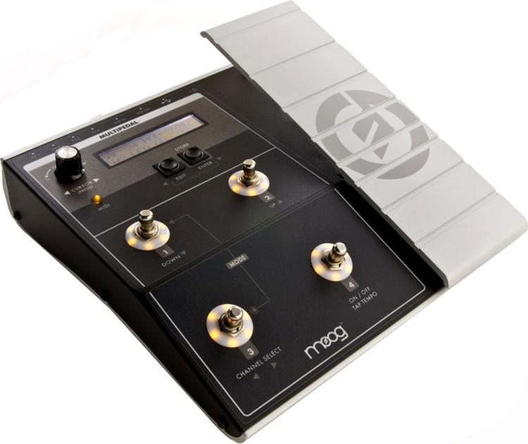 Moog MP-201 Multi-Pedal image 1