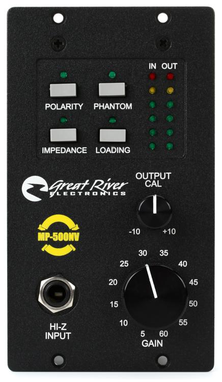 Great River MP-500NV Microphone Preamp image 1