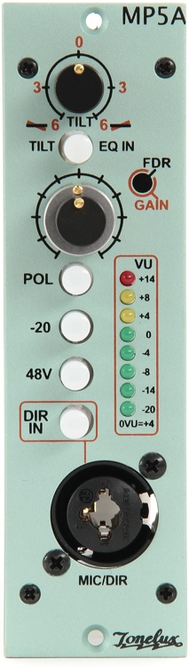 Tonelux MP5A Microphone Preamp image 1