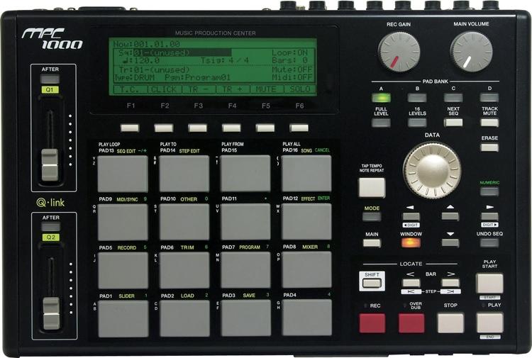 Akai Professional MPC1000 image 1