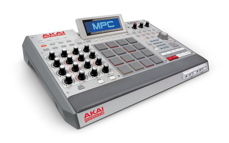 Akai Professional MPC Renaissance Music Production Hardware Controller with MPC Software image 1
