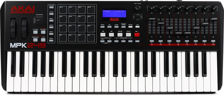 Akai Professional MPK249 Keyboard Controller image 1
