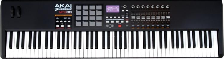 Akai Professional MPK88 Keyboard Controller image 1