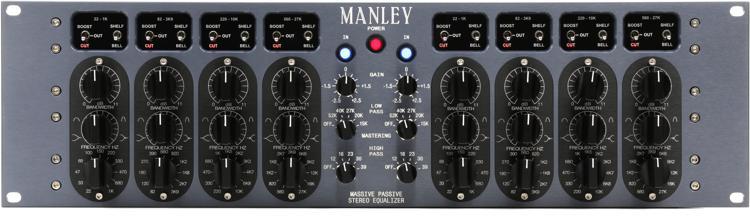 Manley Massive Passive Mastering Version image 1