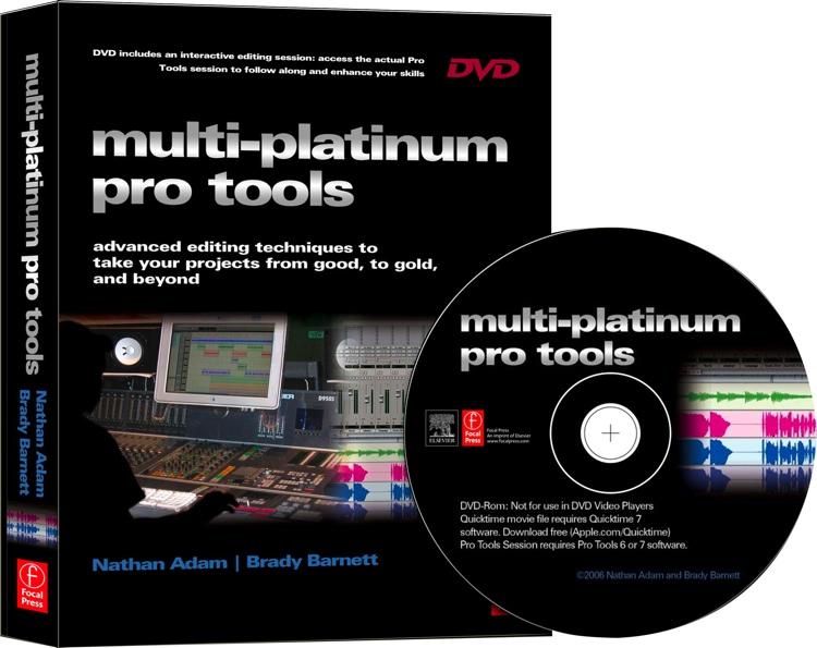 Focal Press Multi Platinum Pro Tools image 1