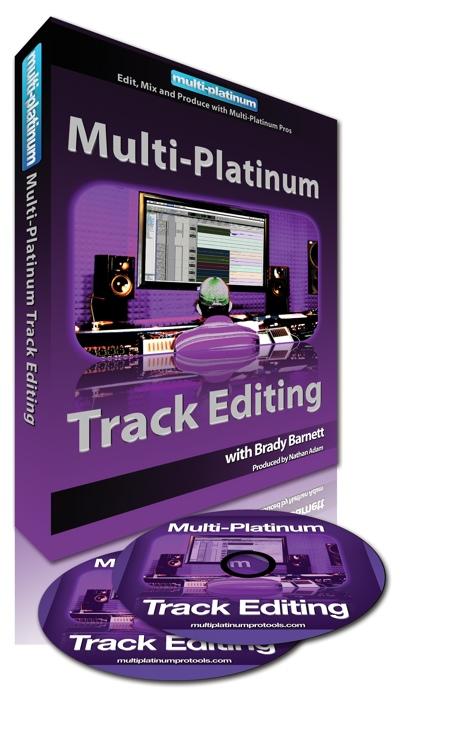 Multi Platinum Track Editing image 1