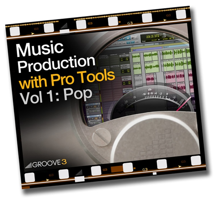 Groove3 Music Production with Pro Tools Vol 1: Pop image 1