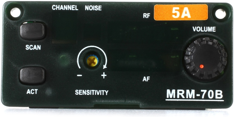 MIPRO MRM-70B Plug-in UHF Receiver Module - Band 5A (506-530 MHz) image 1
