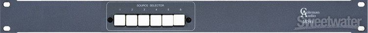 Coleman Audio MS6R Speaker Switcher image 1