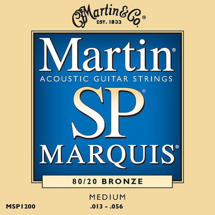 Martin SP 80/20 Bronze Medium Marquis - .013-.056 (Medium Marquis) image 1