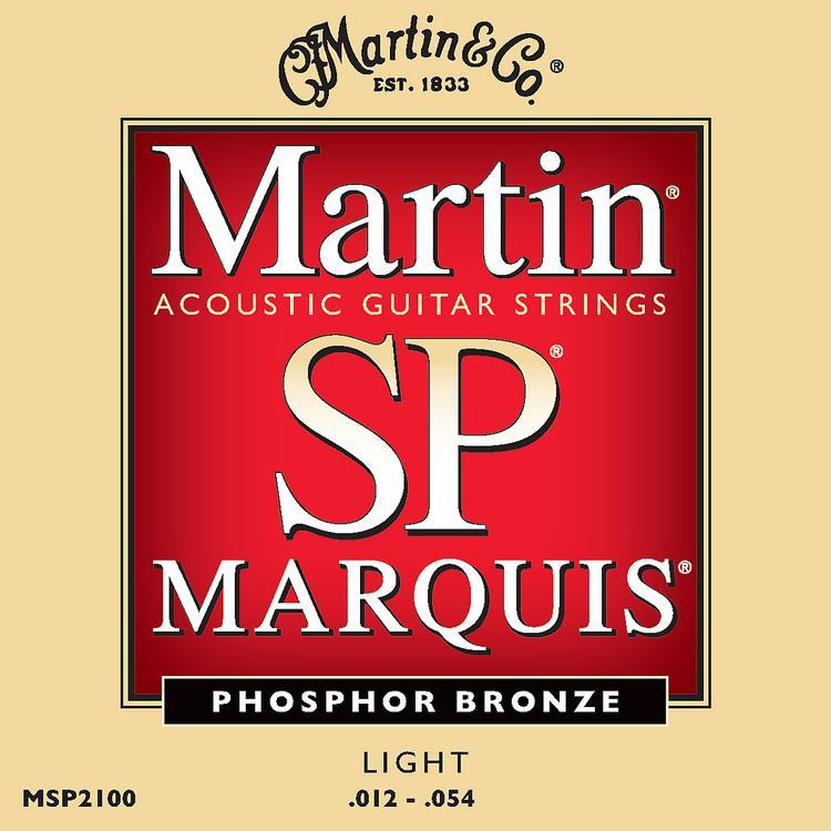 Martin SP 92/8 Phosphor Bronze - .012-.054 Light Marquis image 1