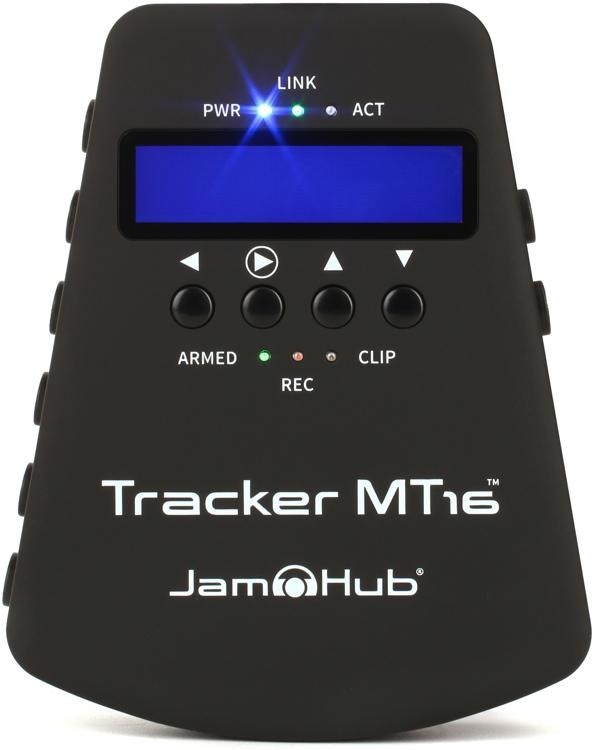 JamHub Tracker MT16 image 1