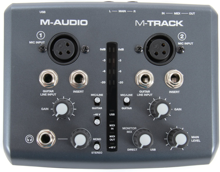 M-Audio M-Track image 1
