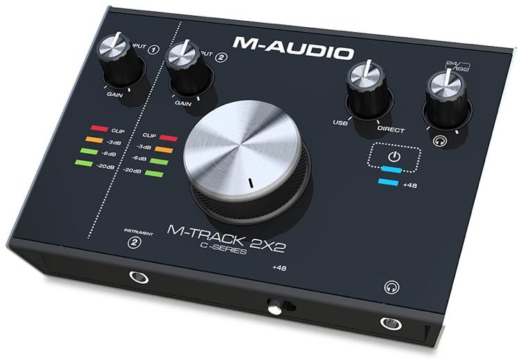 M-Audio M-Track 2X2 image 1