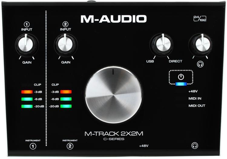 M-Audio M-Track 2X2M image 1