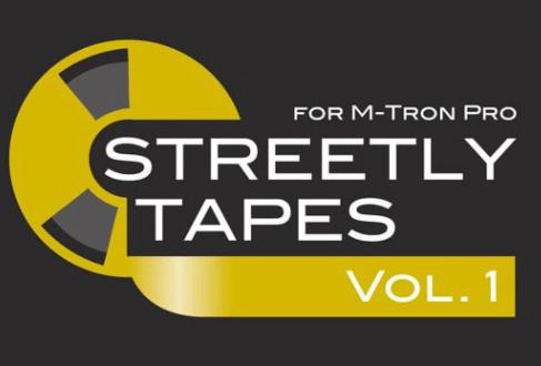 GForce The Streetly Tapes Vol. 1 Expansion Pack for M-Tron Pro image 1