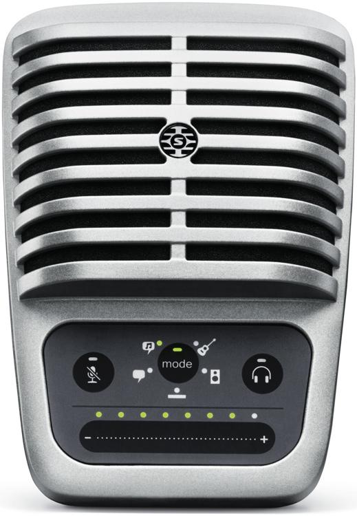 Shure MV51 Digital Condenser Microphone image 1