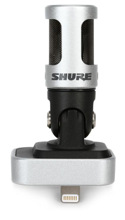 Shure MV88 Digital Stereo Condenser Microphone for iOS image 1