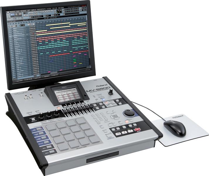 Roland MV-8800 image 1